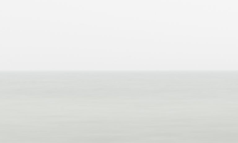 Die Helligkeit des Bildes hängt von der Dichte des Nebels ab.